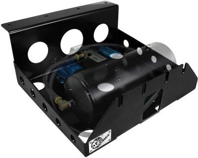 2007-2014 Jeep Wrangler (JK) Air Suspension Compressor Mounting Bracket AFE Jeep Air Suspension Compressor Mounting Bracket 46-7
