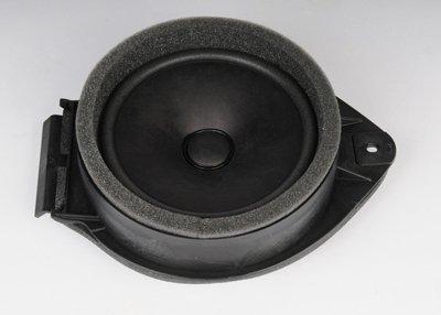 Image of 2007-2014 Cadillac Escalade Speaker AC Delco Cadillac Speaker 25852236