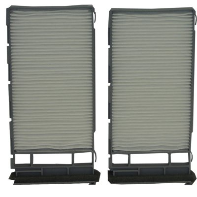 1998-2005 Nissan Frontier Cabin Air Filter AC Delco Nissan Cabin Air Filter CF3291