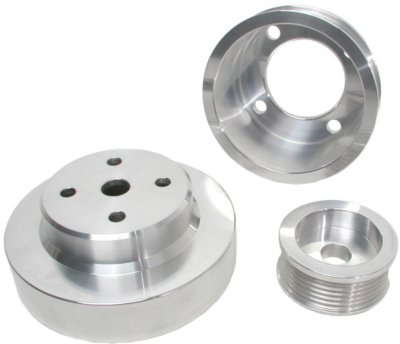 1986-1996 Ford F-150 Under Drive Pulley BBK Ford Under Drive Pulley 1553