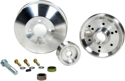 1996-2001 Ford Mustang Under Drive Pulley BBK Ford Under Drive Pulley 1555