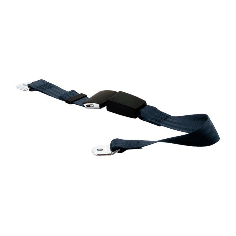 Bea15117444navy Beams Seat Belt 2 Point Navy