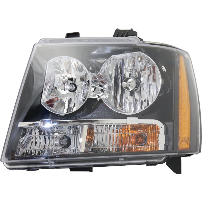 C100170 Replacement Headlight 22853025 Driver Side Gm2502263