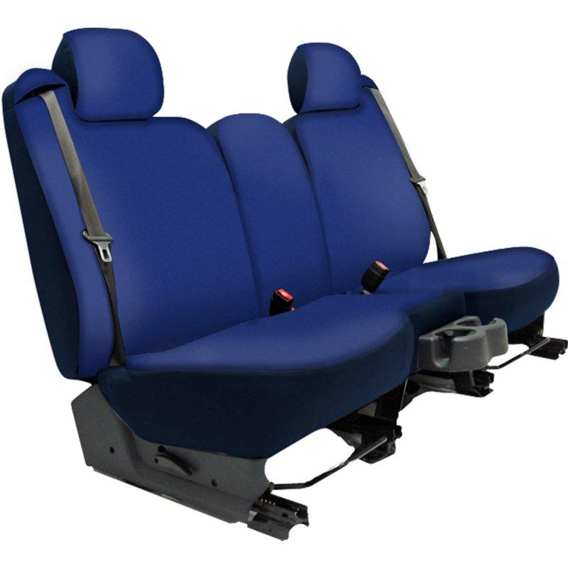 DSHK301550NRB Dash Designs Seat Cover Second Row made of neosupreme seat designs neosupreme blue