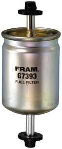 1996-1999 Acura SLX Fuel Filter Fram Acura Fuel Filter G7393 FFG7393