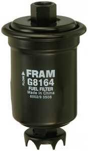 1995 Chrysler Sebring Fuel Filter Fram Chrysler Fuel Filter G8164