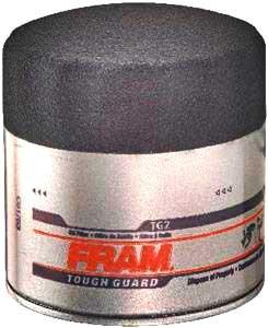 2006-2009 Cadillac XLR Oil Filter Fram Cadillac Oil Filter TG2 FFTG2