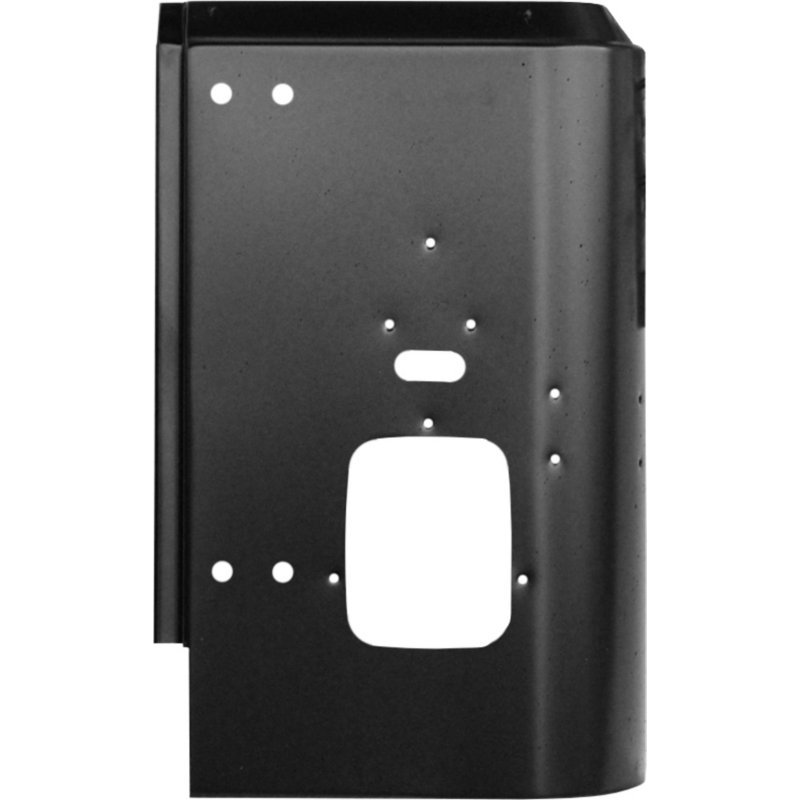 Image of FIT0479136 Key Parts Tail Light Panel Passenger Side black