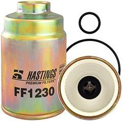 2001-2015 Chevrolet Silverado 2500 HD Fuel/Water Separator Filter Hastings Chevrolet Fuel/Water Separator Filter FF1230