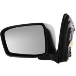 Honda Odyssey Kool Vue Mirror Driver Side Manual Folding Heated Paintable