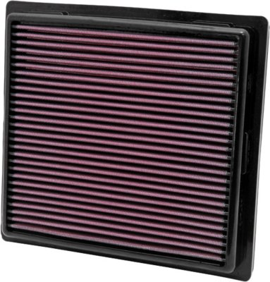 2012 Dodge Charger Air Filter K & N Dodge Air Filter 33-2457 K33332457