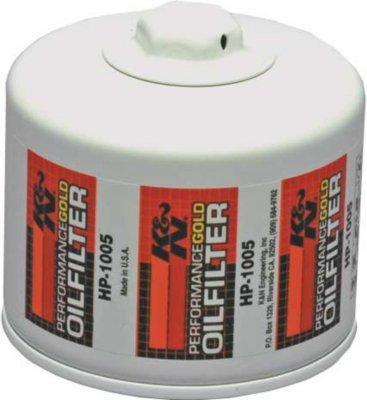 Image of 1983-1984 Chevrolet S10 Blazer Oil Filter K & N Chevrolet Oil Filter HP-1005