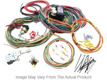 KEEP IT CLEAN OEMWP41 Body Wiring Harness - Direct Fit  sc 1 st  Auto Parts Warehouse : jeep cj7 wiring harness - yogabreezes.com
