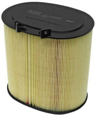 2009-2012 Porsche 911 Air Filter Mann-Filter Porsche Air Filter C 1869 MANC1869