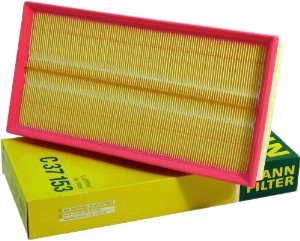 2000-2002 Audi TT Air Filter Mann-Filter Audi Air Filter C37153 MANC37153