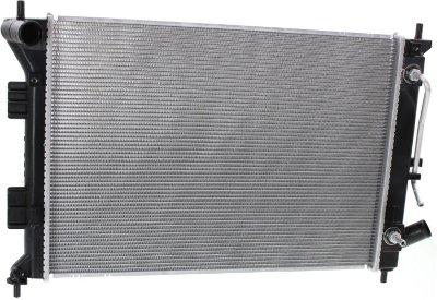 Hyundai elantra radiator