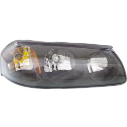 Chevrolet Impala Penger Side Halogen Headlight With Bulb S Capa Certified