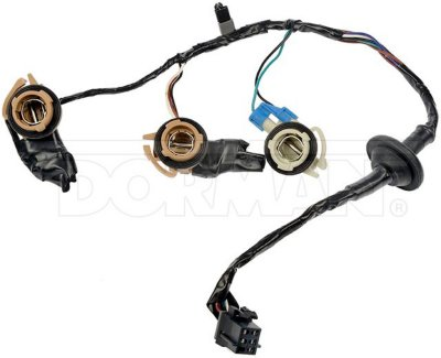 GMC Tail Light Wiring Harness AutoPartsWarehouse