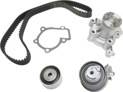 Hyundai Elantra Replacement REPH319815 Timing Belt Kit   With (1) Timing  Belt, (1) Belt Tensioner, (1) Belt Idler, (1) Mechanical Water Pump, (1)  Wate.