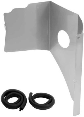 1975-1981 Chevrolet K5 Blazer Air Filter Heat Shield Spectre Chevrolet Air Filter Heat Shield 4383 S714383