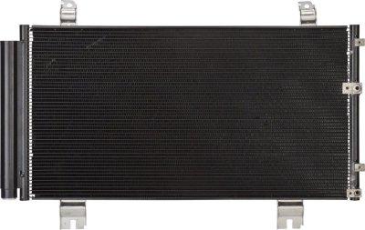 2006-2013 Lexus IS250 A/C Condenser Spectra Lexus A/C Condenser 7-3523