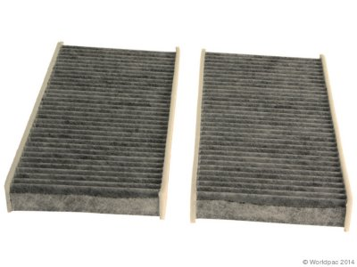 2005-2009 Nissan Quest Cabin Air Filter Mahle Nissan Cabin Air Filter W0133-1767579 W0133-1767579