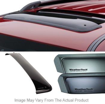 2000-2006 Mazda MPV Air Deflector Weathertech Mazda Air Deflector 89120 W2489120