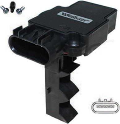 2011-2013 Chevrolet Silverado 2500 HD Mass Air Flow Sensor Walker Products Chevrolet Mass Air Flow Sensor 245-1250